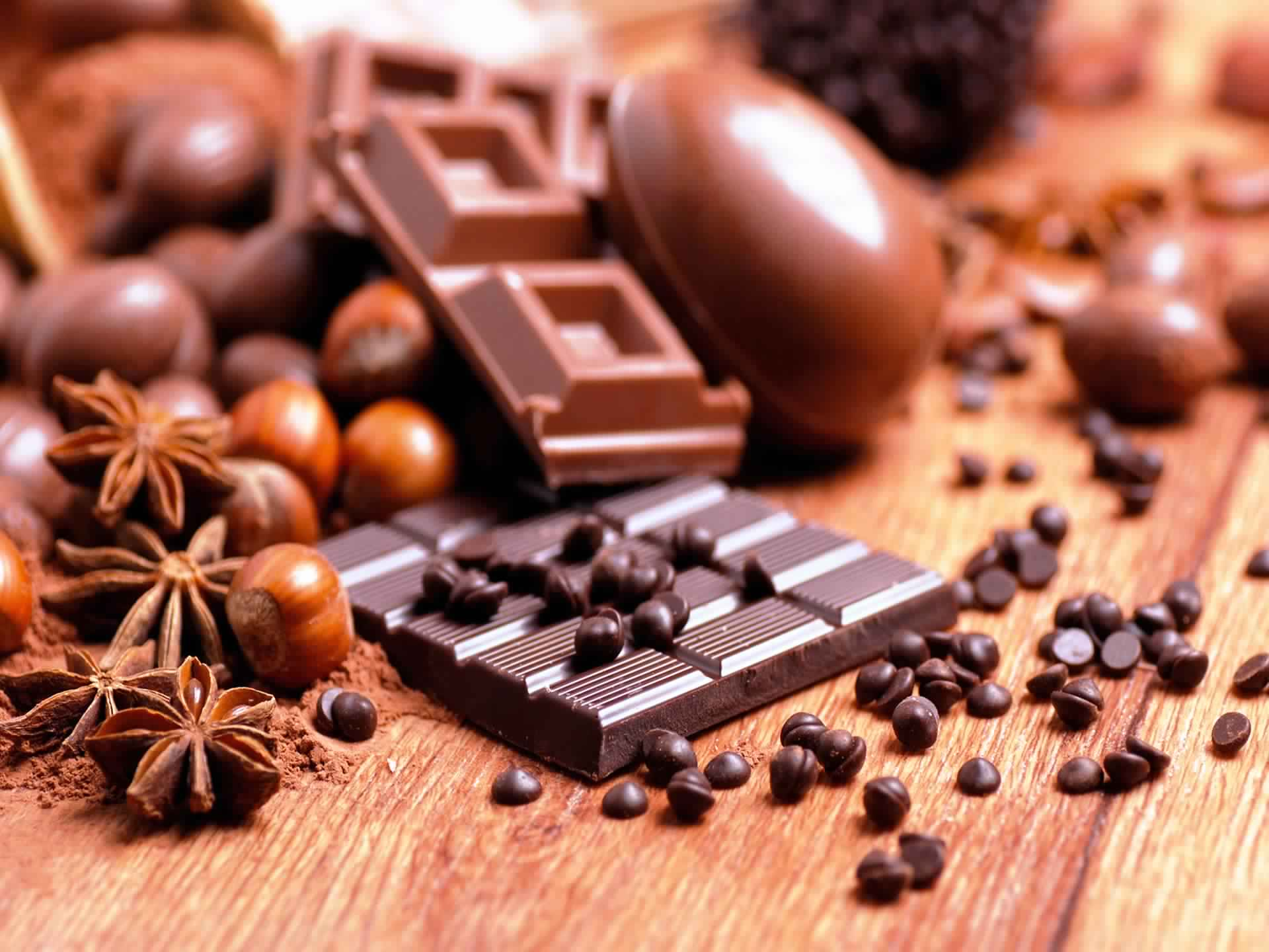 Have that chocolate without any guilt